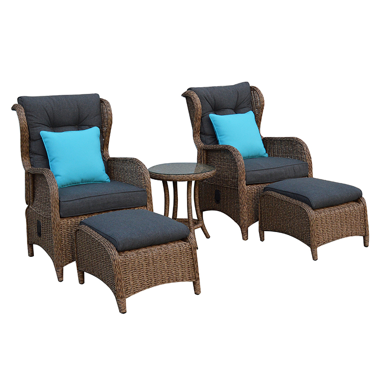 Terrific Leisure Outdoor Garden Rattan Recliner Chair Buy Reclining Chair Lounge Chair Chaise Lounge Product On Alibaba Com Machost Co Dining Chair Design Ideas Machostcouk