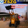 China Supplier of ZSZG 910 Used Mini Shovel Wheel Loader for Sale