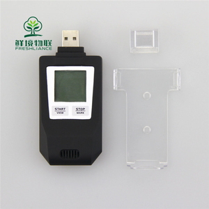 Fresh Keeper1 Cold Chain multi LCD display temp and humidity data logger