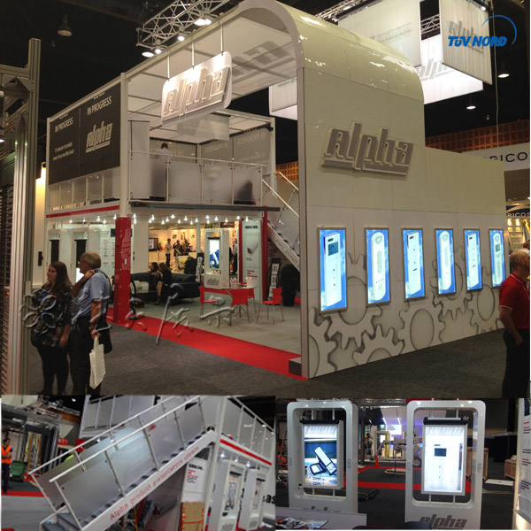 Exhibition Stand Carpet : China aluminum files carpet exhibition display stands for trade