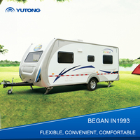 Yutong New Off Road Camper Travel Trailer