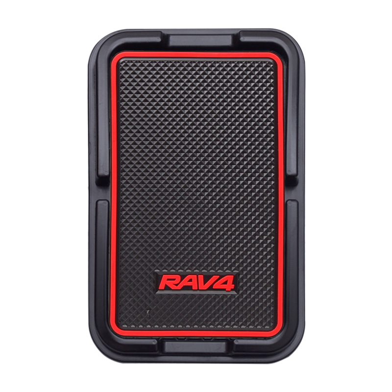 Fast shipping phone anti slip mat for Toyota RAV4/HIGHLANDER/COROLLA EX/COLLOA/CAMRY
