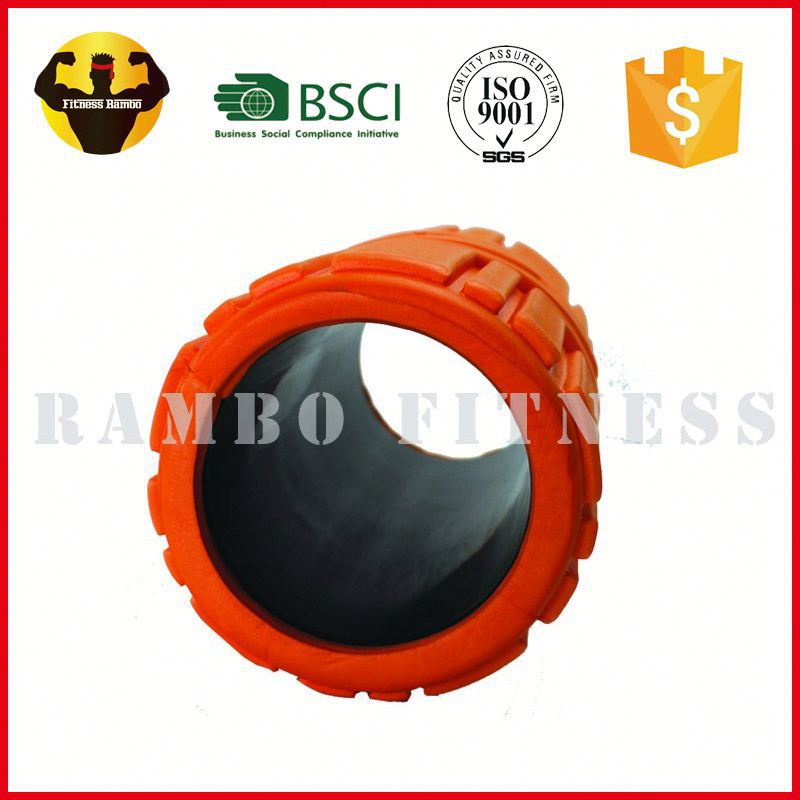 RAMBO The Chinese Sports Factory High Density Eva Epe Yoga Foam Roller With Cover