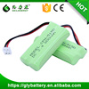 CPH-515D Ni-MH 800mAh AAA 2.4V NiMH Rechargeable Cordless Telephone Battery factory price wholesale high quality