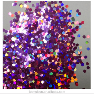 wholwsale 1/64 PET holographic glitter powder