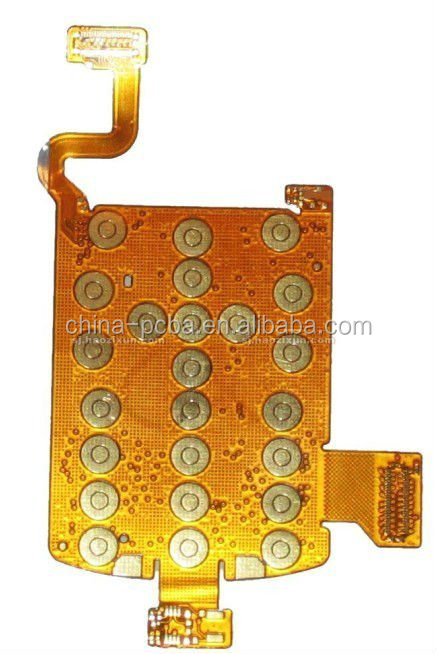 colored nylon standoffs one-stop outstanding rigid pcb & pcba FR-4 manufacture in shenzhen china