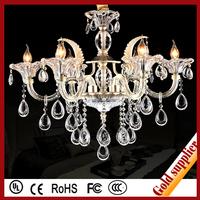 modern european style crystal chandelier light fittings trim pendant light