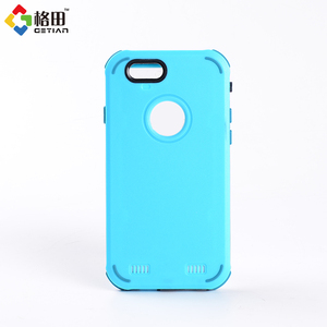 GETIAN Best praise water proof 360 degree+newest for iphone 7 cases