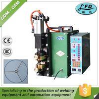 Custom Tag Pneumatic Spot Welding Equipment