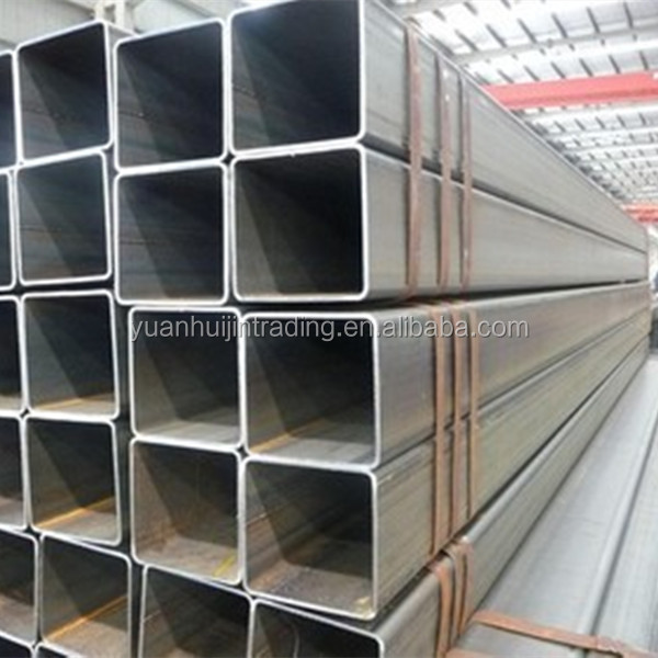 Cold rolled Pre Galvanized Welded Square / Rectangular Steel Pipe/Tube/Hollow Section/SHS / RHS