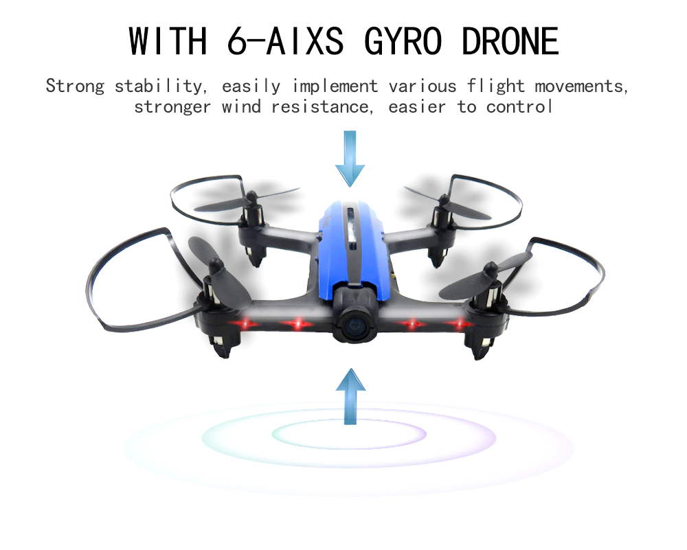 (Ship from US) Flytec T18D Wifi fpv RC Quadcopter Racing Drone With 2.0MP Wide Angle HD Camera RC Racer Dron