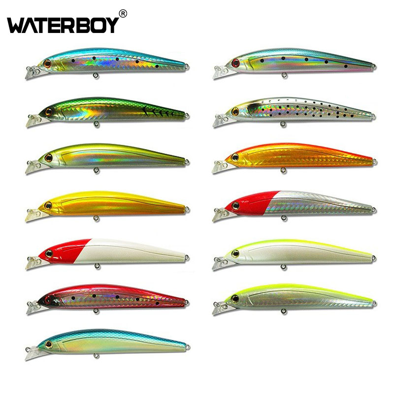 New Design Hot 11cm 13g China lure manufacturers Wholesale Minnow Hard Artificail Bait fishing lure making