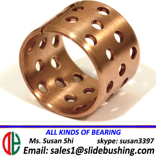 WB-700 WB-702 Wrapped Bronze Bearings CuSn6.5P CuSn8P CuPb10Sn10 WB-800 WB-802 Harden Bronze Bushings