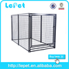 large outdoor wholesale welded wire mesh animal cage puppy cage
