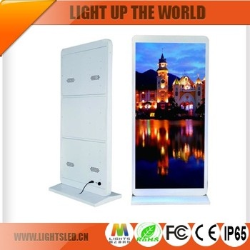 P3 Trade Show Exhibit Stand Alone Advertising Tv Display High Bright