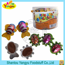 2016 New fashion health natural cartoon sweet kids sugar chocolate