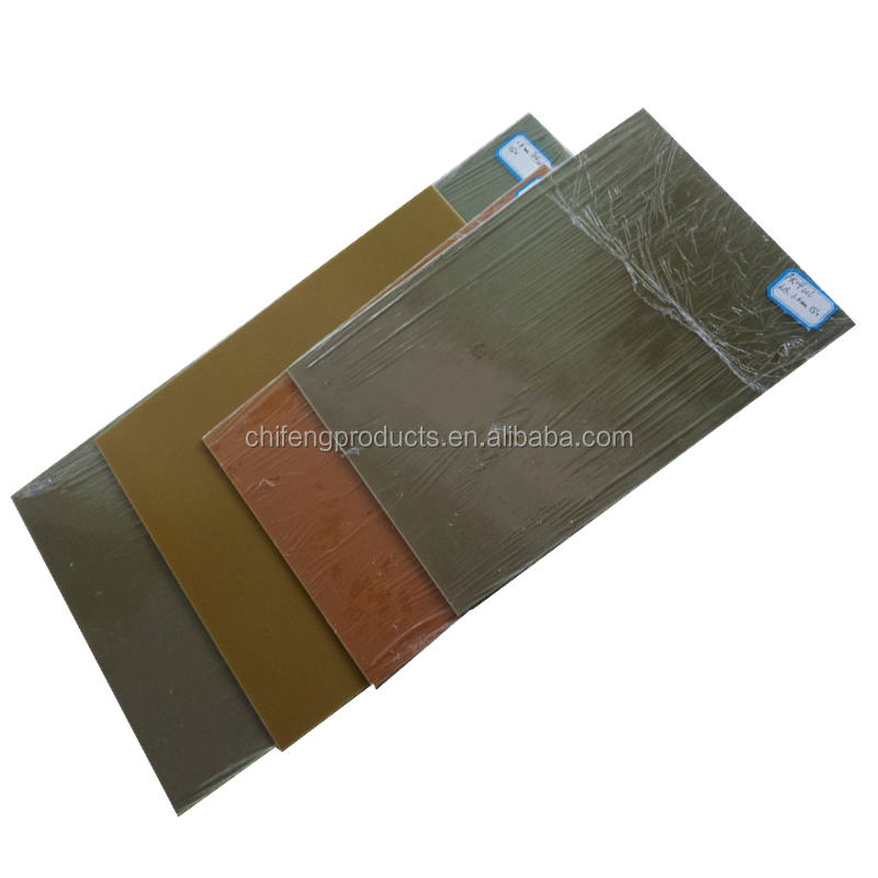 For printed circuit board PCB Fiberglass base cooper clad cem1 fr4 fr1