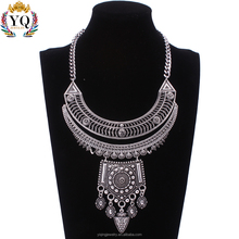 NYQ-00613 New arrival style wholesale chunky necklaces for woman