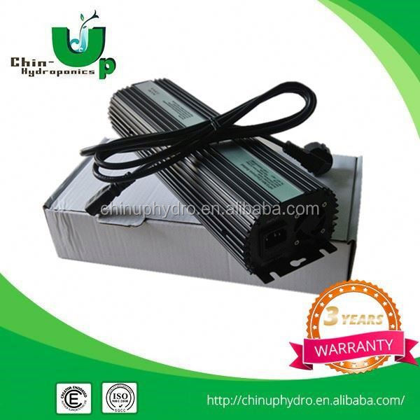 Hydroponic HPS hid electronic ballast/Hydroponic grow light Dimmable 1000w electronic Ballast/ballast dimmable