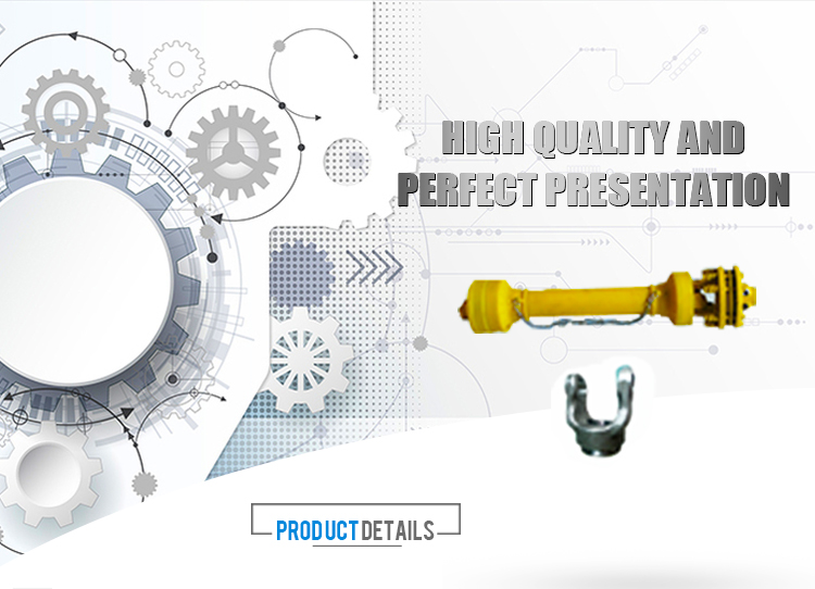 PTO Drive Shaft for Agricultural Machine