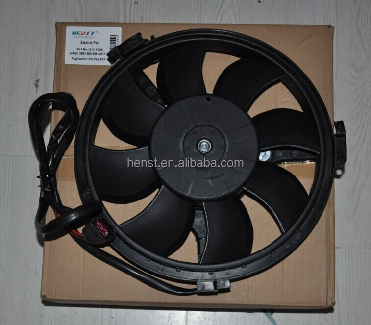 Radiator Cooling Fan 8d0 959 455 R P For Audi A4 A6 A8 Vw