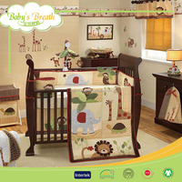 BBS015 babies woven dragon bedding sets set, horse rainbow color bedding sets