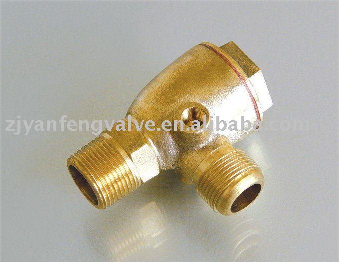 laiton clapet anti retour pour air compresseur valves id de produit 391480891. Black Bedroom Furniture Sets. Home Design Ideas