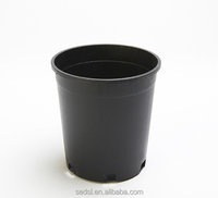 cheap plastic pots nursery trays flower pots