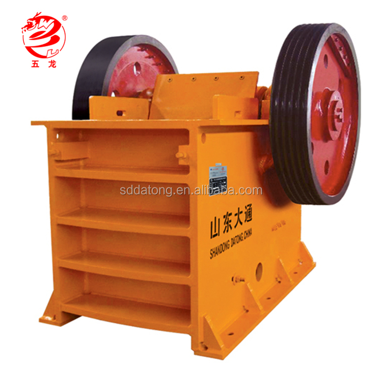 High quality PE type jaw crusher machine price / high-efficiency jaw crusher