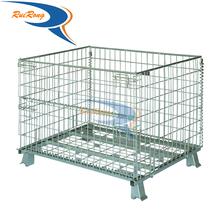 Contenitori In Ferro Per Magazzino.Promozione Acciaio Inox Pallet Cesto Contenitore Shopping Online