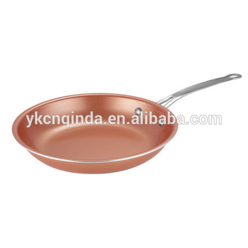 Copper chef frying pans 20/22/24/26/28/30cm