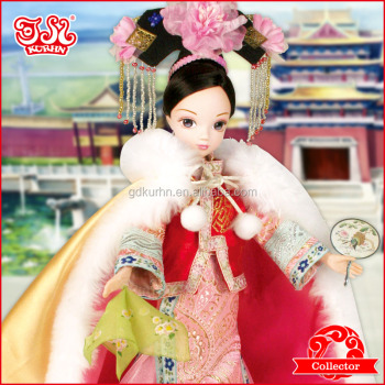 11.5 inch Chinese princess collectible doll clothes