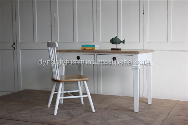 Scrivania In Legno Bianco.Progetti Di Mobili Soggiorno In Legno Bianco Antico Scrivania Con