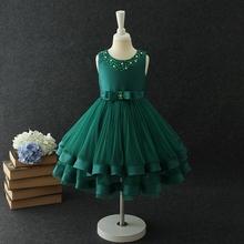85f47cdc87 Buy Kids Dream Girls White Red Black Size 12 Flocked Flower Girl Dress in  Cheap Price on Alibaba.com