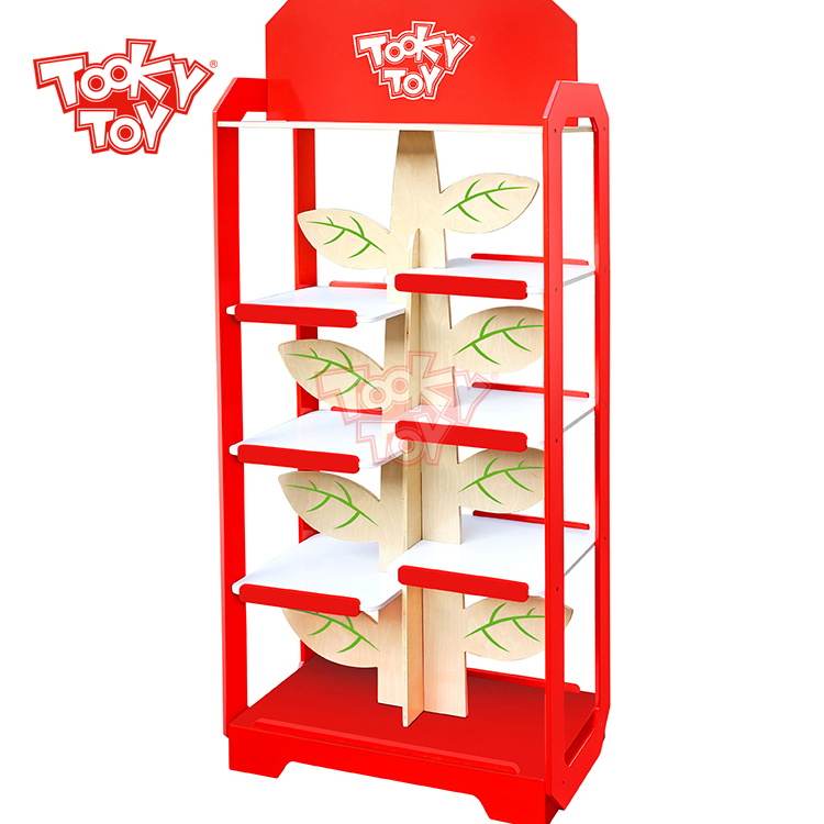 TOOKY TOY-Puzzle Shelf