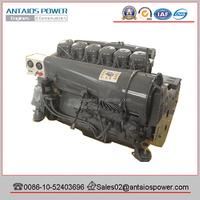 Beijing deutz diesel Engine F6L913 4 Stroke Air-cooled chillers 6 Cylinder bore/stroke 102/125