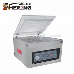HERO BRAND Coin Supplier 2018 New Model Single Chamber Rice Hot Sale Dz-5002sb Vacuum Packing Machine