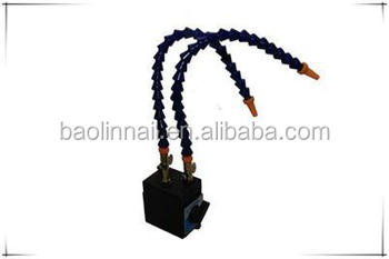 Stand Measures Magnetic Base Quick Lock Coolant Hose