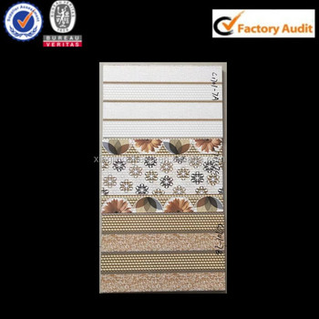 hot sell digital inkjet engobe glazed ceramic wall tiles 250x400mm