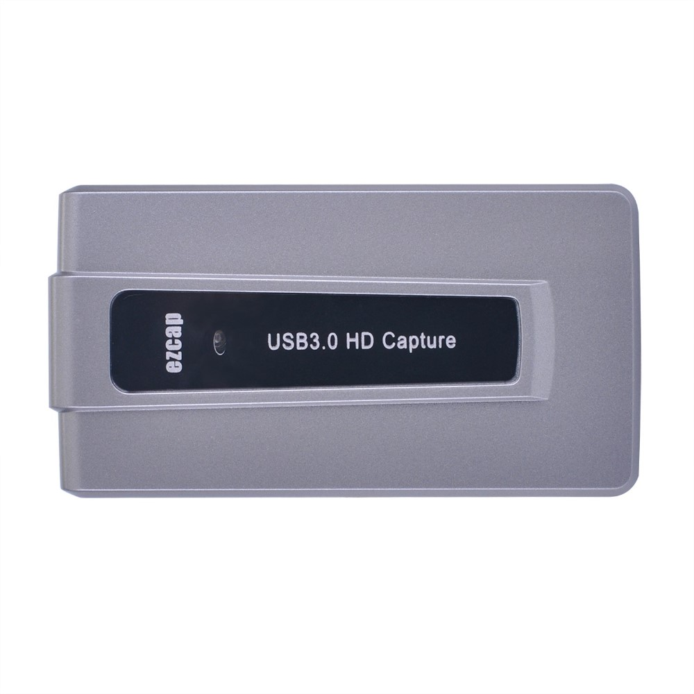 hot for Amazon HDMI to USB 3.0 UVC Capture Card Device Dongle 1080P Video Audio Adapter Win Mac ezcap287