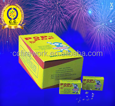 hot sale pop pops fireworks with low price