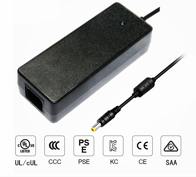 FY2404000 24 V 4A AC Ke DC Adaptor 100W Power Supply Adaptor Laptop Delta Electronics dengan CCC PSE UL saa CE Sertifikat