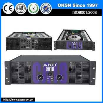 Akb Ca20 Subwoofer Power Amplifier