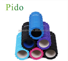 Yoga & Pilates 33*14cm EVA Foam Roller Massage Foam Roller Grid