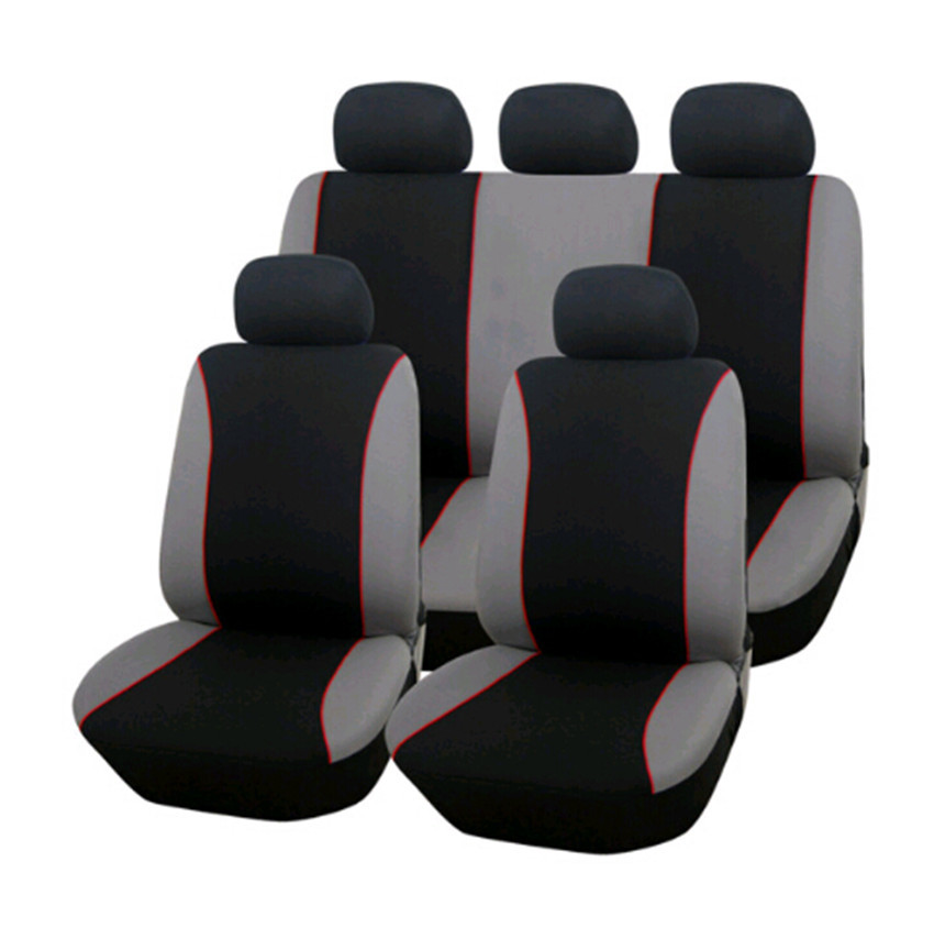 2015 New Car Cover Auto Interior Accessories Styling Car Seat Cover Universal Seat Covers