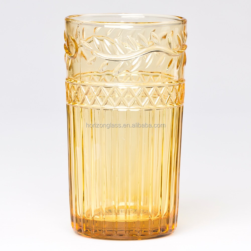 Instock glass tumbler/wine glasses/water glass