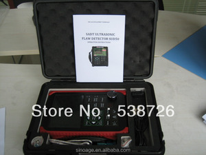 SUD50/SUD10 digital Ultrasonic Flaw Detector with software to PC