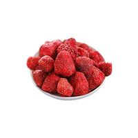Healthy Snacks Dried Strawberry Fruits Freeze Dried Strawberry