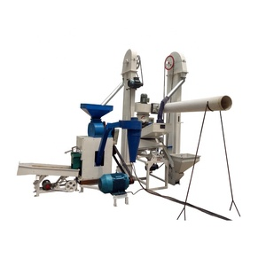 High quality combined rice milling machine mini rice mill Ghana