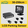car electrics accessory LCD display parking sensor manufacturer